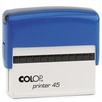 Штамп Colop Printr 45 25*82мм